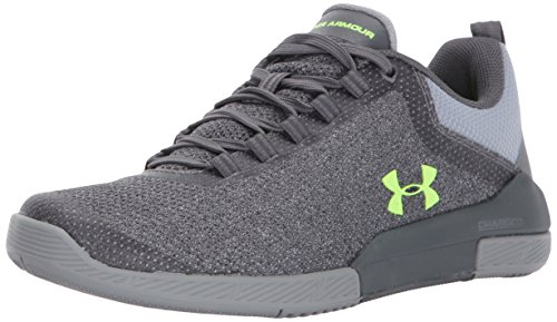 Under Armour Charged Legend TRHYPSL Womens Scarpe da Allenamento - AW17 grigio