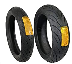 Long lasting due to newly formulated polymer compound and modern force-oriented tread pattern 0ª steel belt construction on the rear tires for the utmost in stability and comfort Competitively priced radial Outstanding all-around performance ...