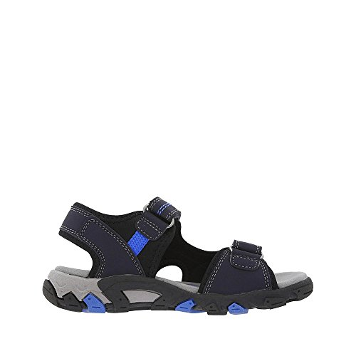 BLAU Hike Grey Sandals Boys' Superfit 75zxZwIZ