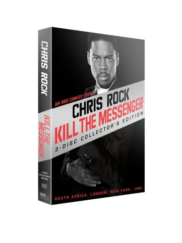 Chris Rock: Kill the Messenger (Three-Disc Collector's Edition)