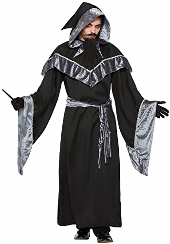 Mystic Costume Sorcerer (Mystic Sorcerer Adult Costume)
