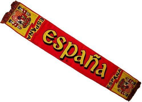 A chacun son Pays Bufanda – Collection fútbol – España – Furia ...