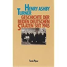 Geschichte der beiden deutschen Staaten seit 1945