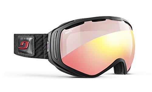 Julbo Titan Snow Goggles - Zebra Light - Black/Welcome (Zebra Anti Fog Photochromic Lens)