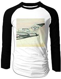 Men's Beastie Boys Licensed to Ill Crew Neck Long Sleeve Raglan T-Shirts