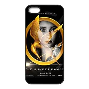 The Hunger Games Primrose iPhone 5 5s Cell Phone Case Black DIY GIFT pp001_8969106