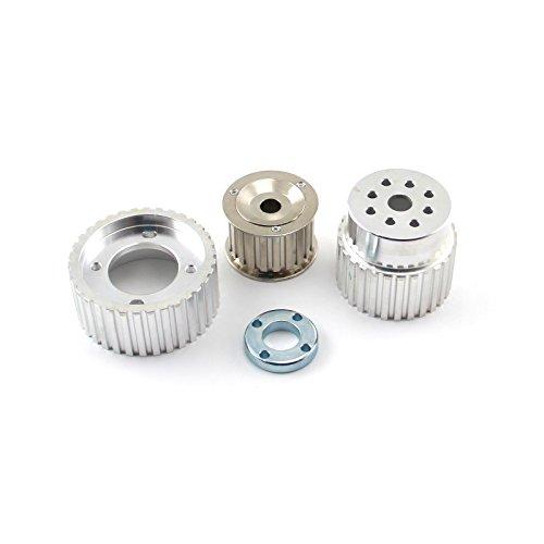 Procomp Electronics PCE415.1012 Rotary Gilmer Crank Alternator and Water Pump Pulleys (Gilmer Crank)