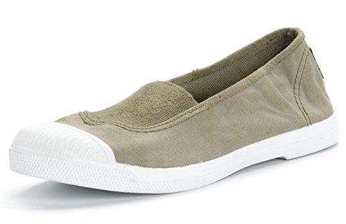 Eco Vegan Tendance Natural World pour Espadrilles Chaussures en Tissu Femmes PU5Iwqw