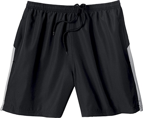 North End Womens Athletic Shorts 78069 -BLACK 703 S ()