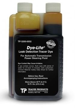 Dye-Lite Detection ATF / Power Steering Dye (16 oz Bottle)