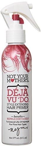 Not Your Mother's Deja Vu 'Do Style Extending Hair Primer Spray, 6 (Extending Spray)