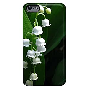 iphone 5 / 5s Snap-on phone covers series case nature lily of the valley