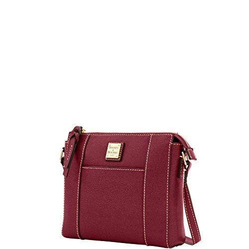 Lexington Saffiano Bourke Bordeaux Shoulder amp; Bag Dooney Crossbody ftFgvqwwn