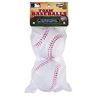 Reemplazo de bolas de espuma Franklin Sports MLB 2 pk No. 14941