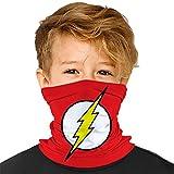 Kids Boys Girls Fl-a-sh Lightning Logo