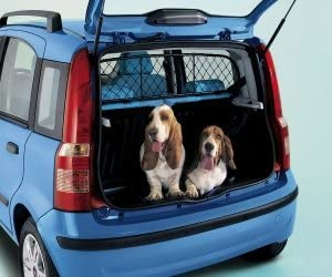 FIAT PANDA 12-ON FRONT SEAT DOG PET GUARD BARRIER