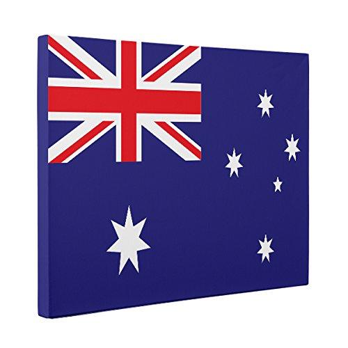 Australia Flag CANVAS Wall Art Home Décor