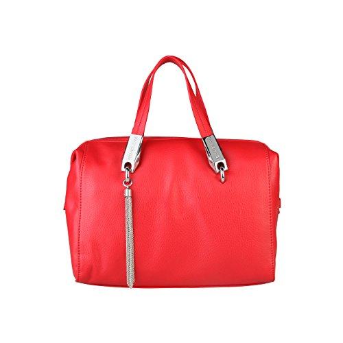 Versace Jeans, Borsa a mano donna rosso