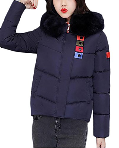 Fur Quilted Parka - 6