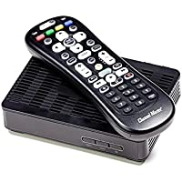 Channel Master CM-7004 Converter Box Digital to Analog and HD Antenna Tuner with Grid Channel Guide and More