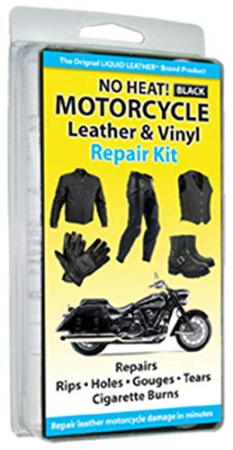 (All Black Leather Repair Kit)