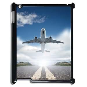 DIYCASETORE Cover Custom Case Airplane customized case For IPad 2,3,4