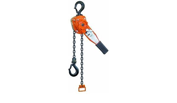 Lever Hoist 653 3//4 Ton Lever Hoist