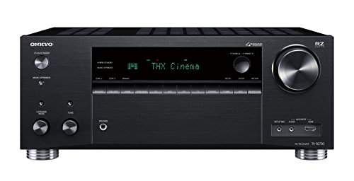 8 Channel Balanced Stereo - Onkyo TX-RZ730 9.2 Channel 4k Network A/V Receiver Black