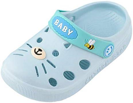 Cool Cat Shower Slippers Beach Sandals for Little Kids Boys Girls Indoor Outdoor