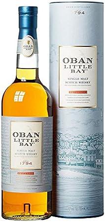 Oban Little Bay Highland Single Malt Scotch Whisky - 1 x 0.7 l