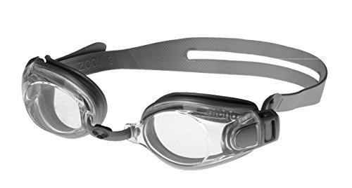 Arena Zoom X-fit - Gafas de natación plata silver-clear-silver