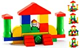 SARTHAM, Dream City - Block Game for Kids (Age 3 to 5)