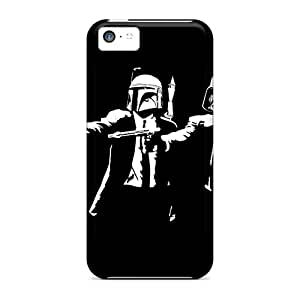 MansourMurray Iphone 5c Shock Absorbent Hard Phone Cases Support Personal Customs Lifelike Star Wars Pictures [TzG11214SogN]