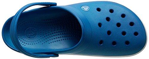 Crocs Unisex Adult Crocband Clogs Blue (Ultramarine) zfAI5
