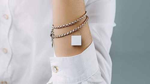 Ripple 24/7 Personal Safety Monitoring. Never Panic: Our Tiny Button Quickly Sends GPS Life alerts in Emergencies (e.g, Medical). Device Includes 1 Year of Professional 24/7 Security Dispatch. by Ripple Safety (Image #5)