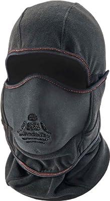 Ergodyne N-Ferno 6970 Winter Ski Mask Balaclava with Heat Exchanger Face Mask