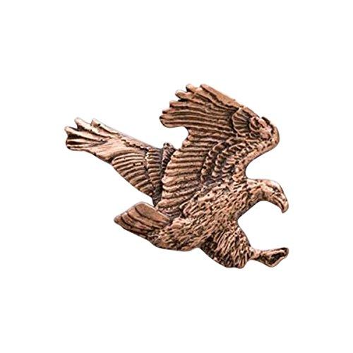 Cuivre ~ Bald Eagle Flying ~ Pin's (épinglette/Broche ~ BC051