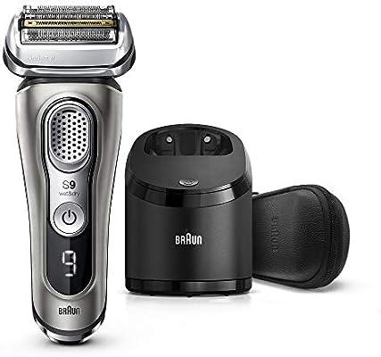 Braun Maquinilla de afeitar eléctrica para hombres, serie 9 9290 ...