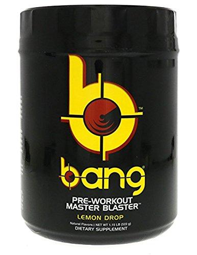 Vpx Bang Pre workout Master Blaster Lemon Drop
