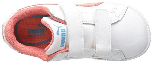 Puma Smash Fun L V Inf Sneaker Puma White/Porcelain