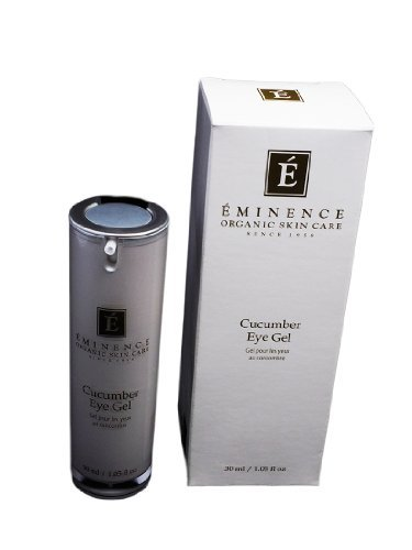Eminence Organic Skincare Cucumber Eye Gel, 1.05 Fluid Ounce by Eminence Organic Skin Care
