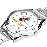 Miami Heat Watches for Men's Business Casual Wrist