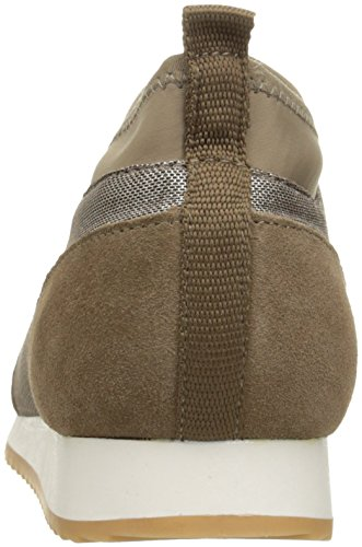 Taupe Aerosoles Fashion Pantheon Women's Sneaker Combination qwpHwrx