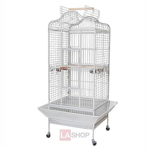 """GENERIC BRAND 32""""x30""""x61"""" Large Parrot Bird Cages House O..."""