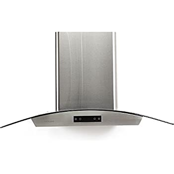 Amazon Com Cavaliere Sv198d 30e Wall Mounted Stainless