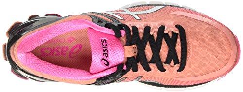 Silver Peach Asics 6 Pink Rosa Glow Scarpe da Ginnastica Gel Kinsei Melba Donna vBxqr8wvZ