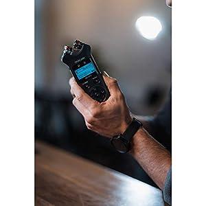 Tascam DR-07X Digital Audio Recorder Bundle w...