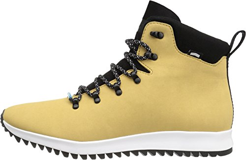 Jiffy Shoes Rubber Native Unisex Apollo EU White Boot 38 Shell Apex Tomb 5 Brown 8w6zxwq