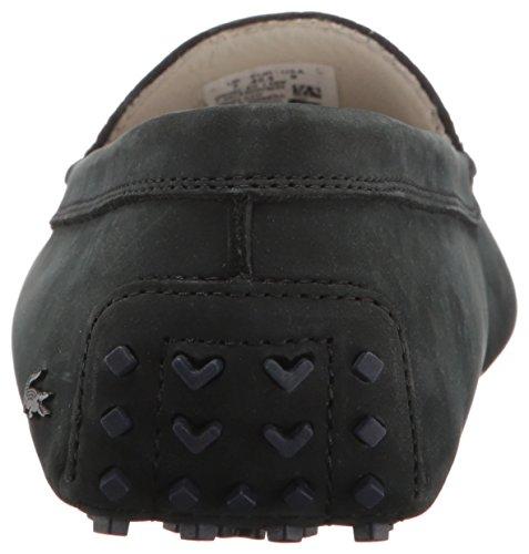 1 Fashion Couvel Black 317 Shoe Sneaker Lacoste Women's wPqtHnU