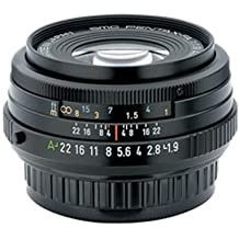Pentax SMCP-FA 43mm f/1.9 Limited Lens with Case and Hood (Black)